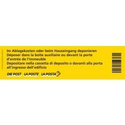 Instruction de distribution (La Poste)