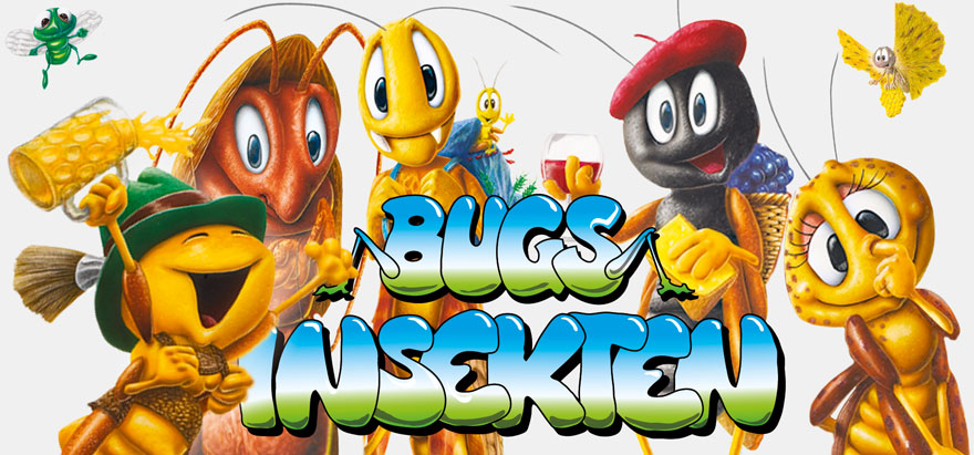 Bugs insectes